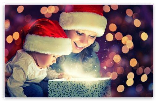 Christmas_magic_wallpaper 25 Awesome Xmas Wallpapers Free #xmas #christmas