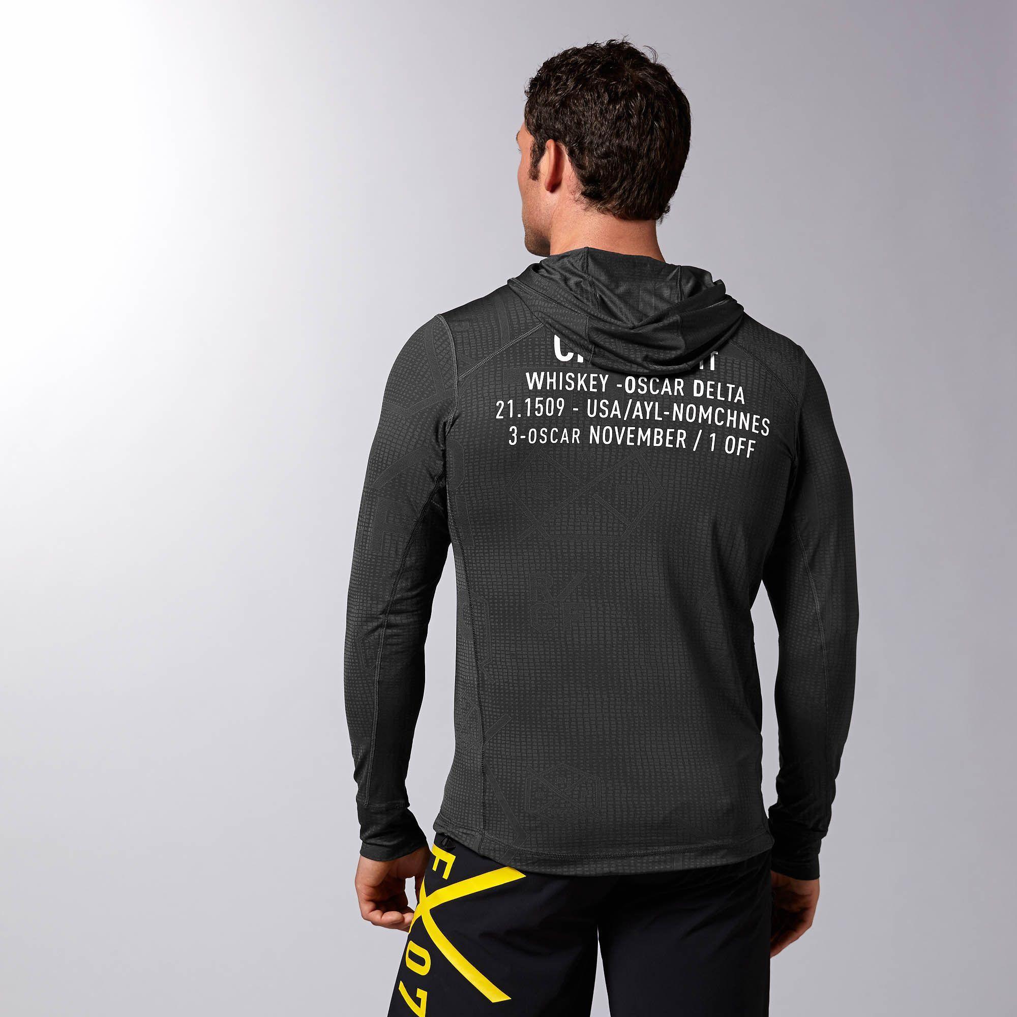 niskie ceny wysoka jakość wielka wyprzedaż uk Reebok - Men's Reebok CrossFit Pullover Hoodie | Gear ...