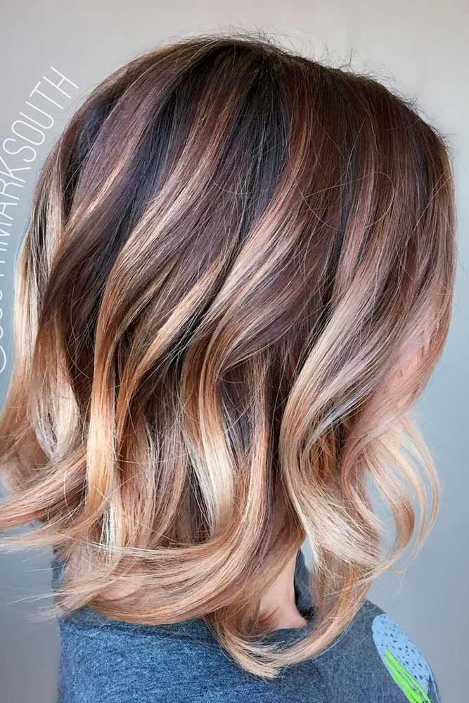 Medium Length Hairstyles For Thick Hair Custom 18 Medium Length Hairstyles For Thick Hair  Thicker Hair Medium