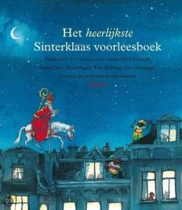 Het heerlijkste Sinterklaas voorleesboek - meerdere auteurs