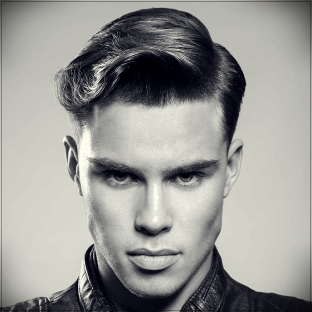 Men's hairstyles 50 photos with trendy looks! Mens