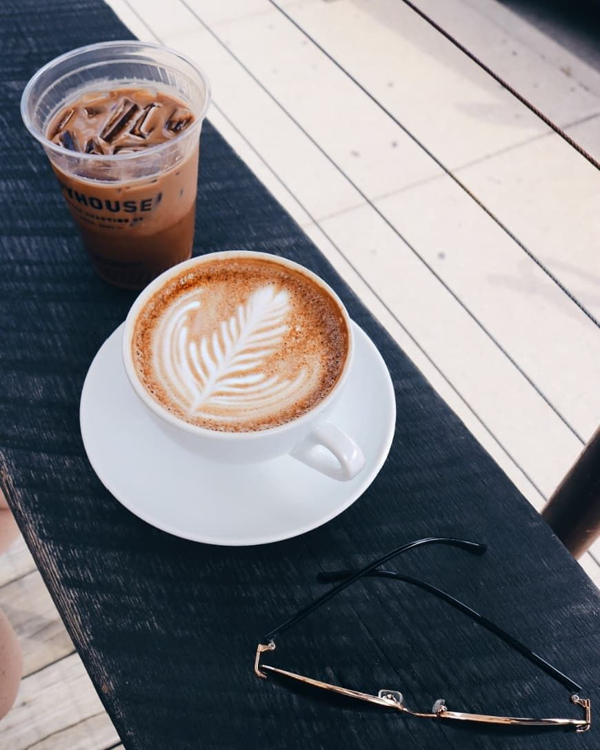 Caramella Spyhouse Coffee Minneapolis Latte Recipe Latte Local Coffee Shop