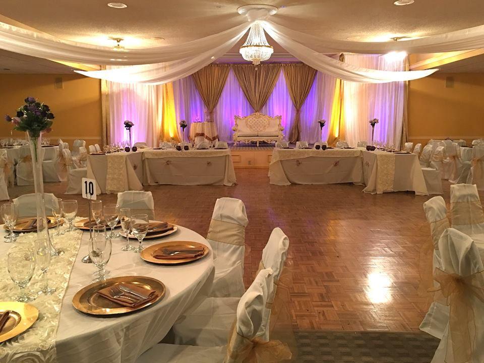 Phenix Banquet Center evokes a great deal of modern
