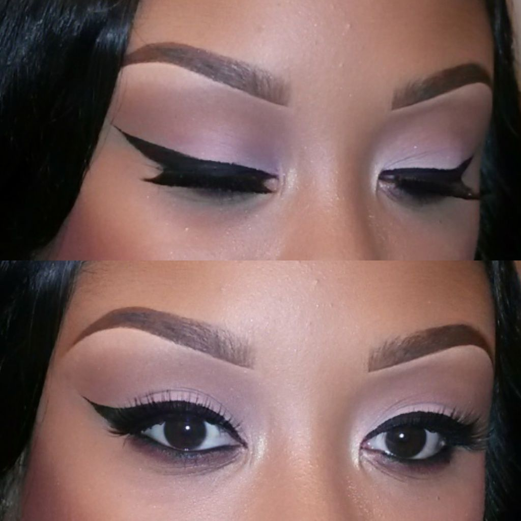 In this look - #anastasiabeverlyhills Dip brow in Ebony... Eyes ...
