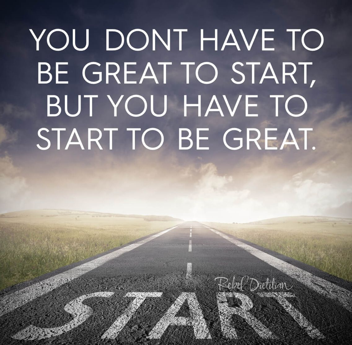 Be Great Quotes