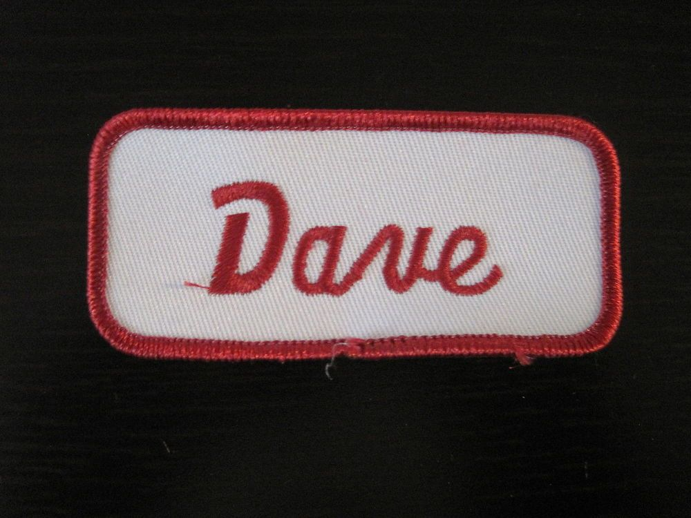 Details About Vintage Custom Name Patch Mechanic Shirt