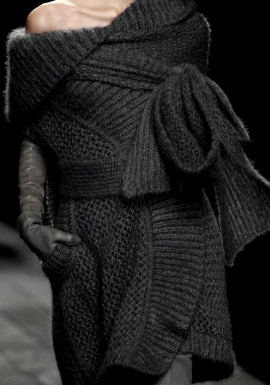 La maglieria più alla moda autunno-inverno 2019/2020