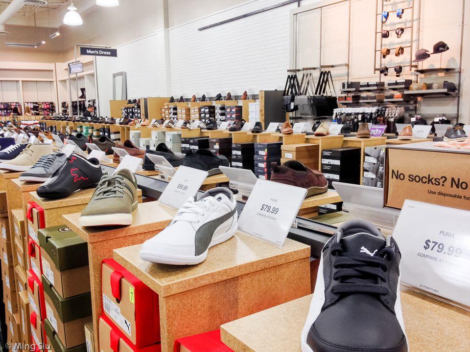 discount shoe warehouse canada