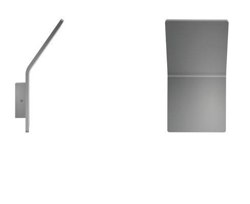 Illuminazione da parete page metal spot design luci