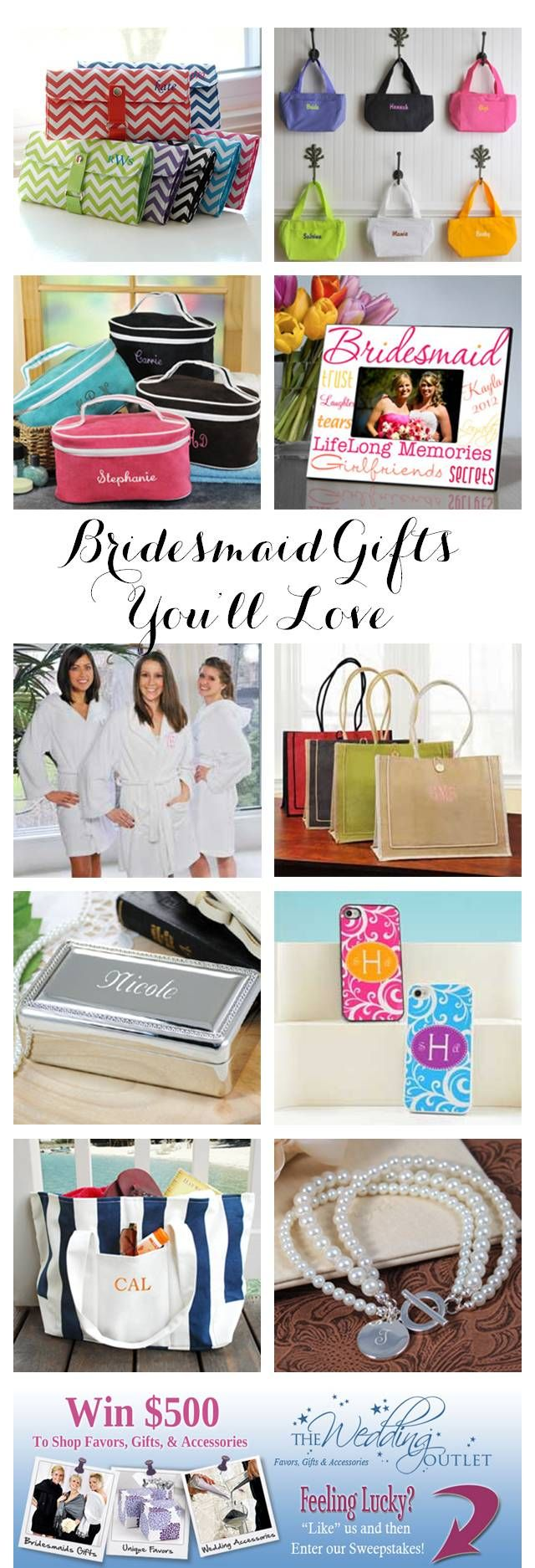 Win A 500 00 Credit To The Wedding Outlet Click Here For All The Details Http Www Theperf Wedding Outlet Gifts For Wedding Party Bridesmaid Groomsmen Gifts