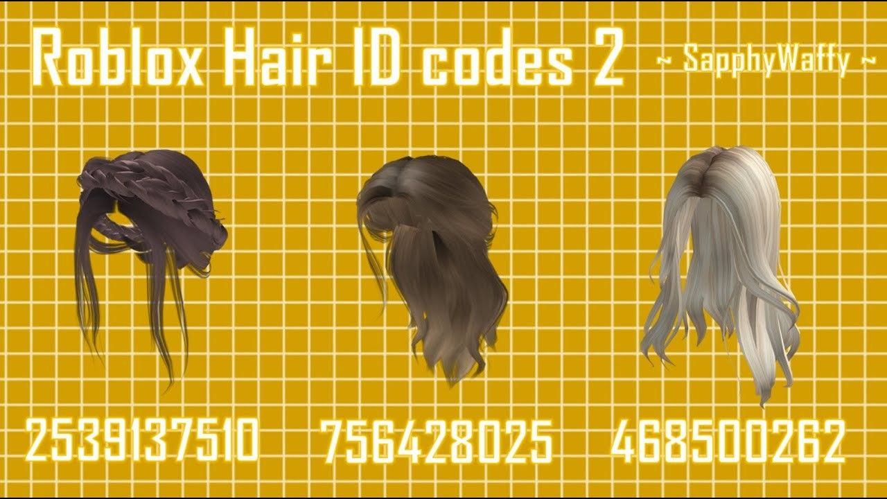 Free Roblox Hair Codes July 2 Understanding The Background Of Free Roblox Hair Codes July 2 In 2020 Roblox Coding Bullet Journal Topics