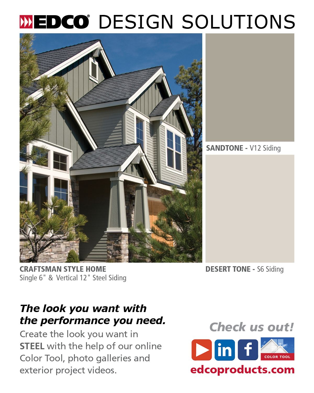 Best Steel Siding Image By Arthur Edco On Edco Products Design 400 x 300