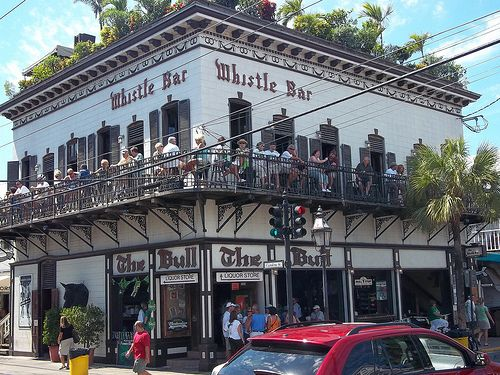 The Bull Whistle Bar Key West With Images Key West Florida