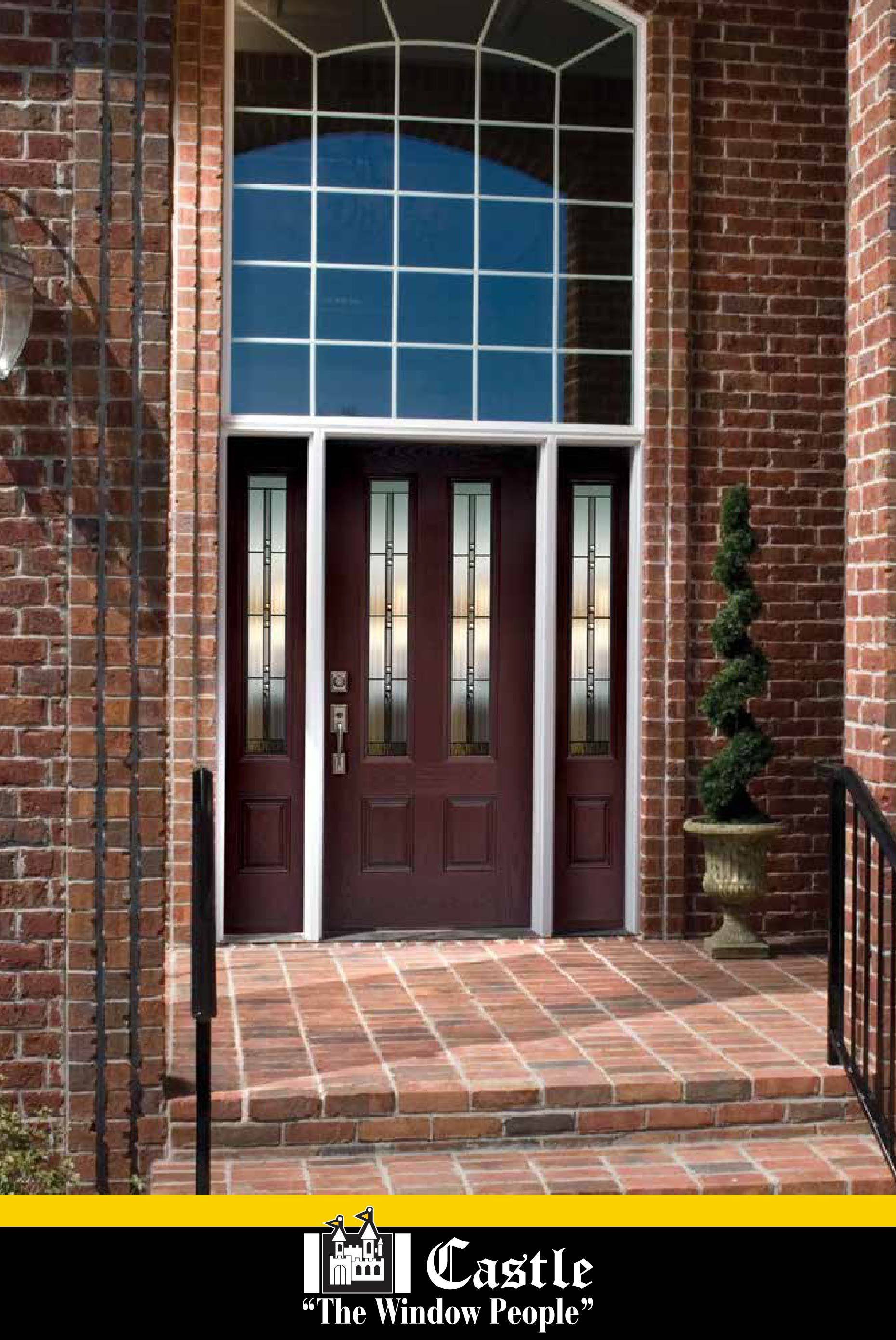 Pin By Castle Windows On Castle Entryways And Inspirations Entryway Inspiration Castle Window Window Installation