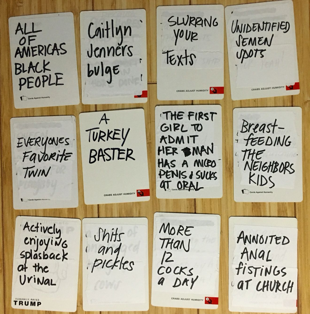 Diy Your Own Cards For Cards Of Humanity Game And Or Hilarious Creative And Genius I Cards Against Humanity Funny Diy Cards Against Humanity Cards Of Humanity