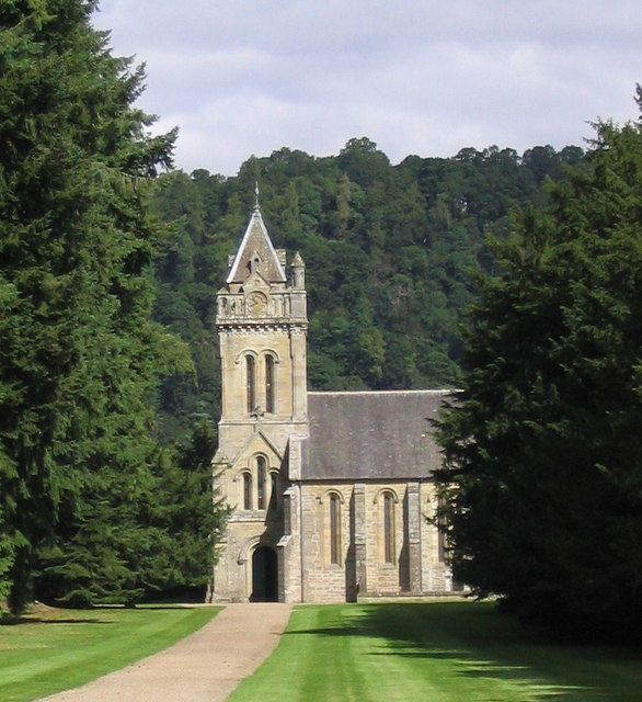 Murthly Castle Chapel, Scotland