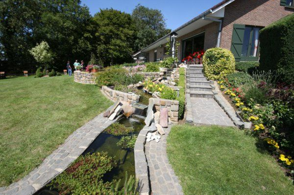 27 Idees Pour Le Bassin De Jardin Preforme Hors Sol Avec