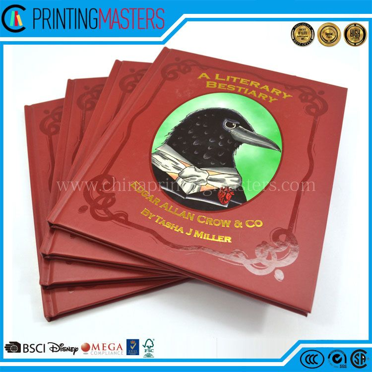 High Quality Custom Coloring Book Printing/Hardcover Book Printing ...