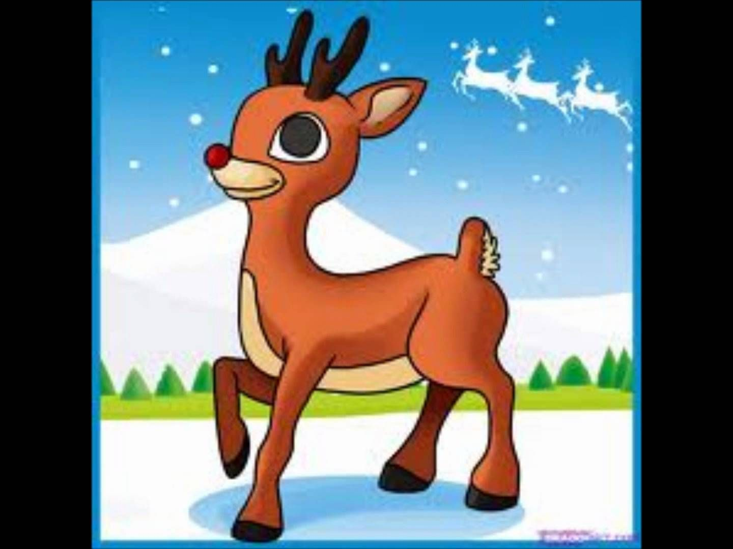 Amazoncom Rudolph The Red Nosed Reindeer Billie Mae Richards Burl Ives Larry D Mann Paul Soles Stan Francis Alfie Scopp Janis Orenstein Paul Kligman Carl