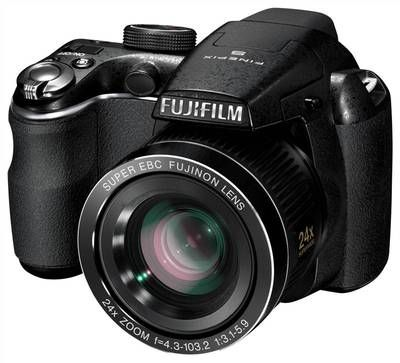 Fuji Finepix S3200 Digital Camera 24x Optical Zoom Fujifilm Dslr