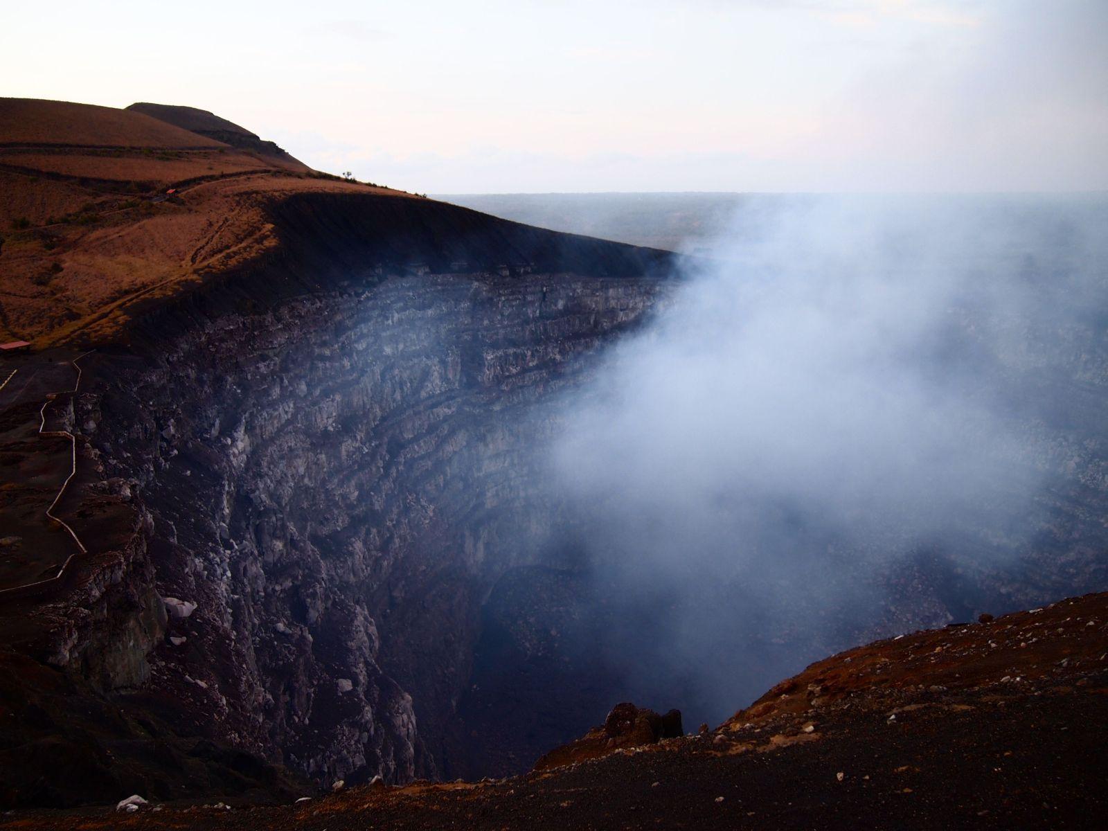 Nicaragua, Masaya Volcano