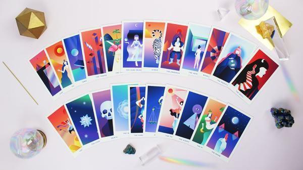 Mystic Mondays Tarot (With Images)