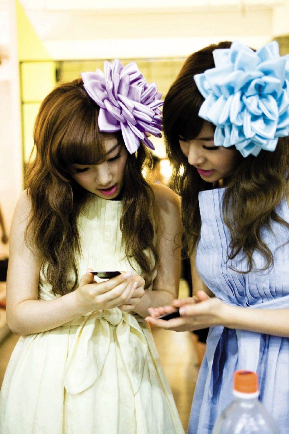 Pin by Kpopstarz on Girls' Generation (SNSD) Girls