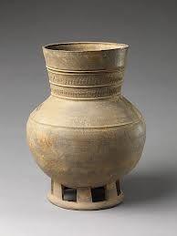 Silla Dynasty Pottery