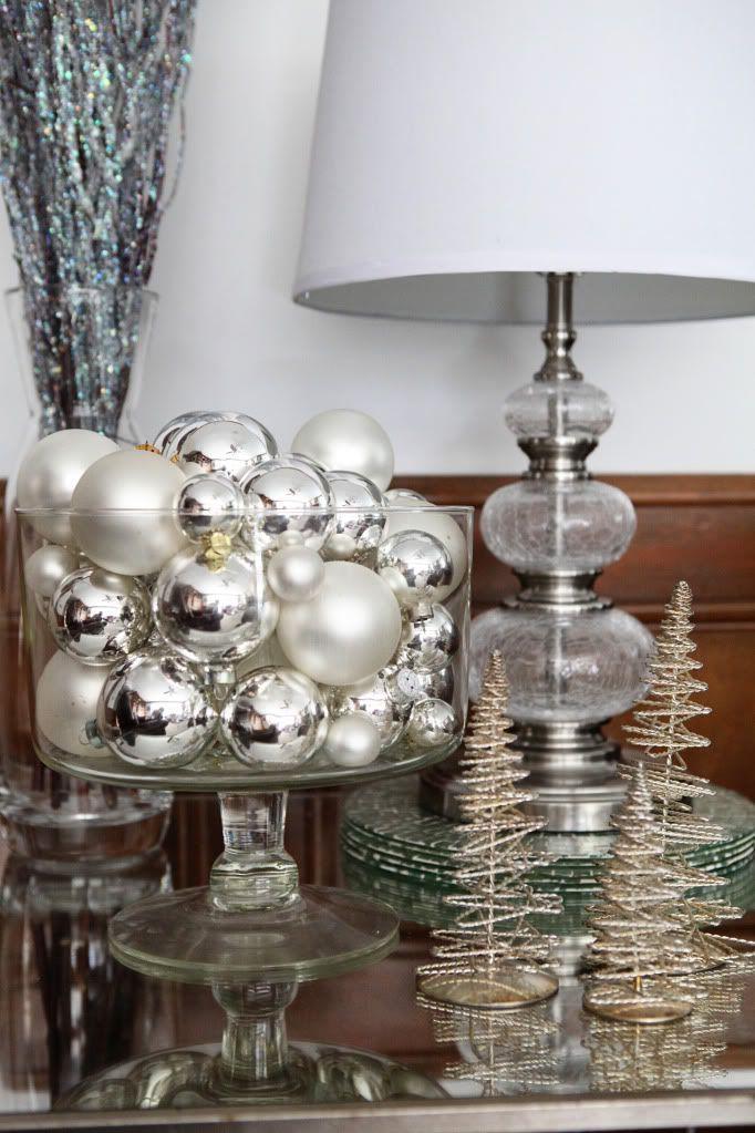 Trifle Bowl Decorations Ho Ho Home  Ornament Bowls And Holidays