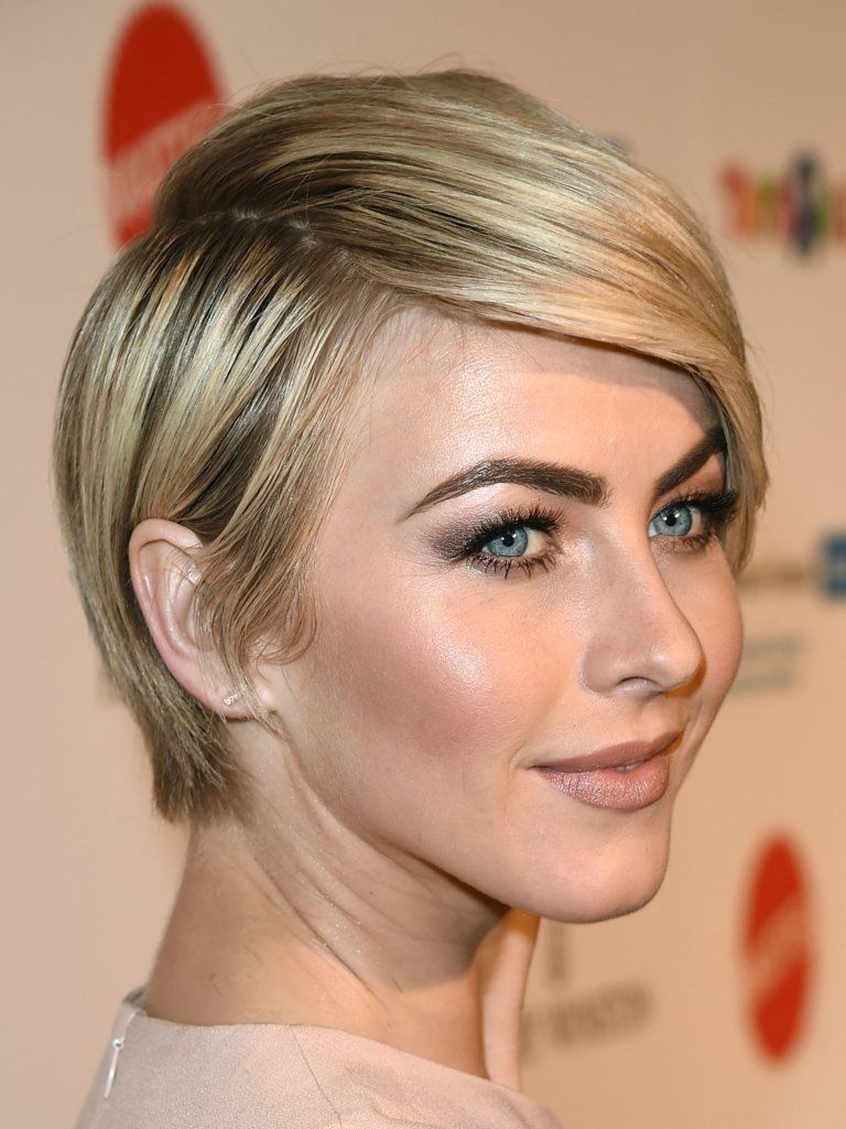 Julianne Hough Kurzhaarfrisur Frisuren Kurzhaarfrisuren