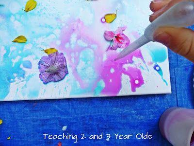 Fun Activities for Kids Using Few Ingredients #creativeartsfor2-3yearolds