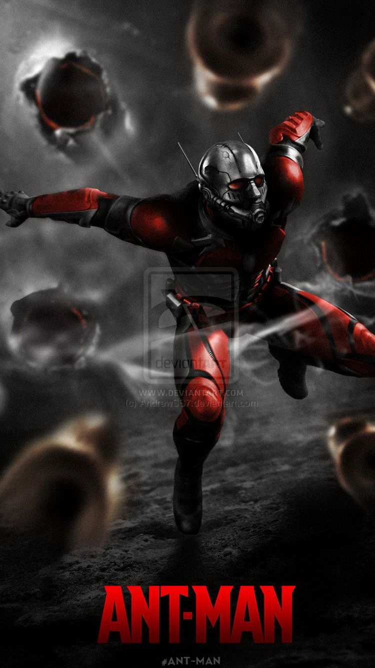 Ant Man Wallpaper IPhone 6