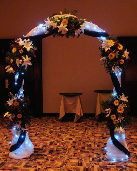 Decoracion en globos para graduacion buscar con google for Decoracion boda exterior
