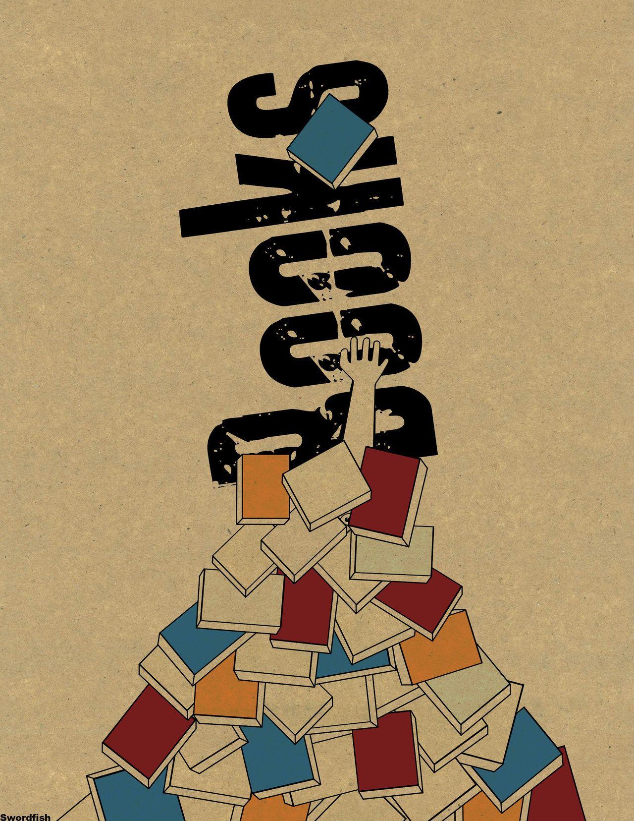 Ninguna cantidad de libros, es suficiente. Lea todo lo que pueda. Lea un libro.
