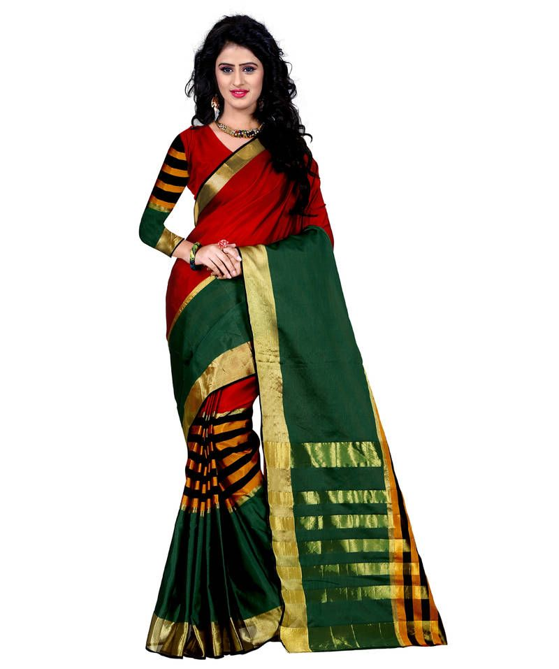 Radiate freshness wherever you run with the architect green sarees at mirraw. The shading green is an ideal decision for summer as it includes an in vogue but then rich feel to you wherever you go. At mirraw store you can purchase green sarees in a wide range of shades and plans thus there is continually something for everyone. Fill your closet with exemplary and exotic green sarees online to put forth a style expression each time you stroll into a room.  Click to know more…