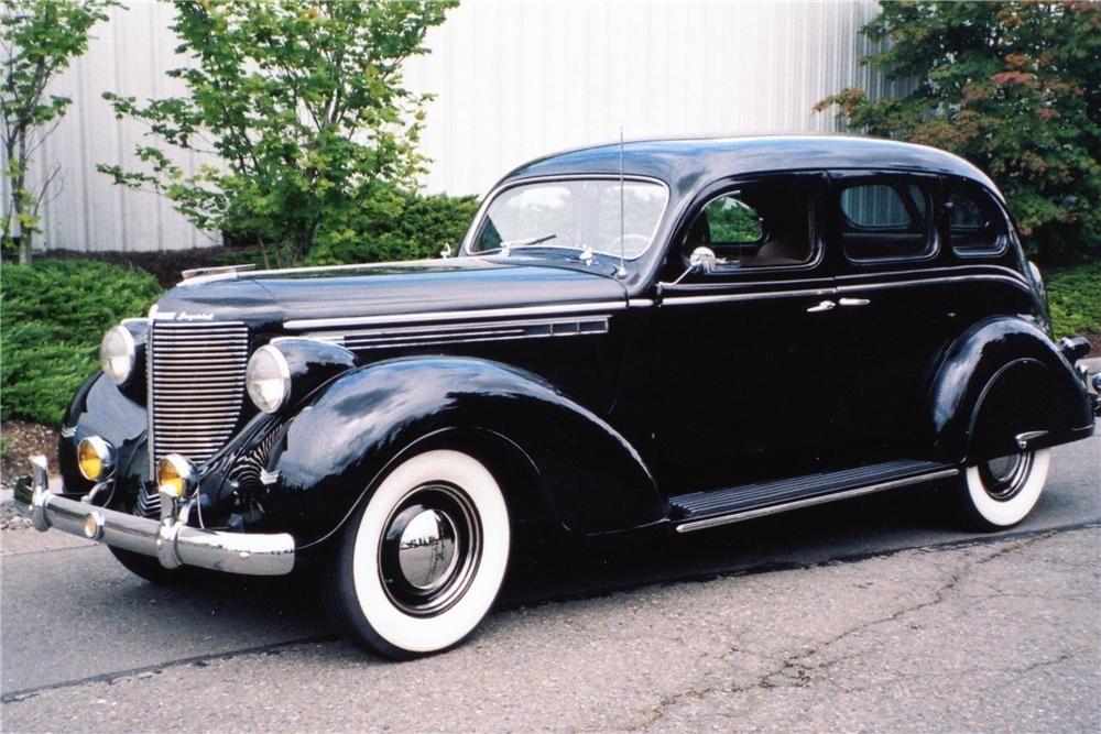 1938 Chrysler Imperial Touring Sedan Barrett Jackson Auction Company Chrysler Imperial Chrysler Sedan