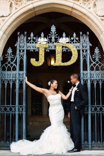 Wedding At Meadow Brook Hall Featured In Essence Magazine