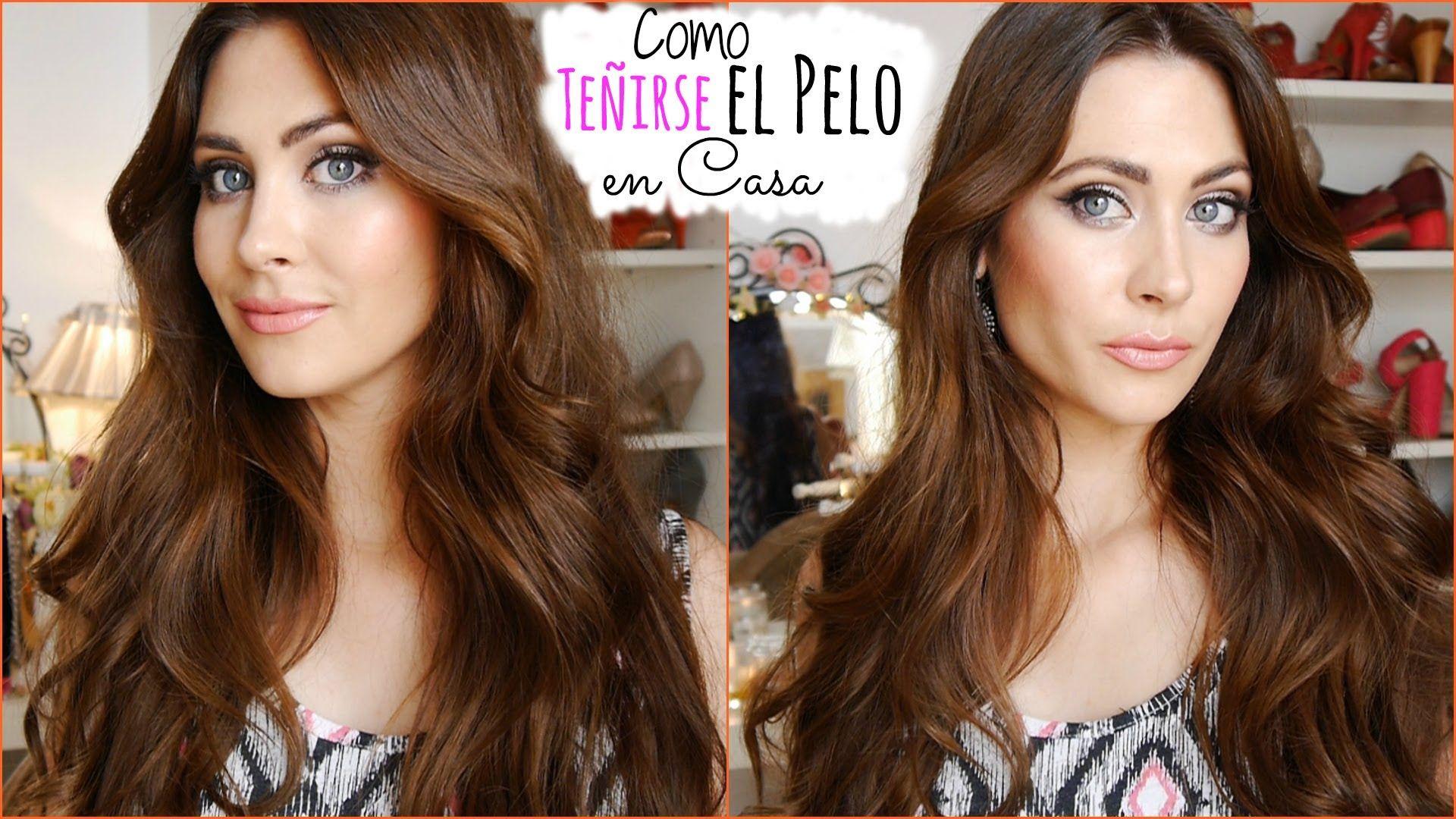 Como Teñirse/Pintarse el Pelo en casa (Color, tips) How I dye my hair at...