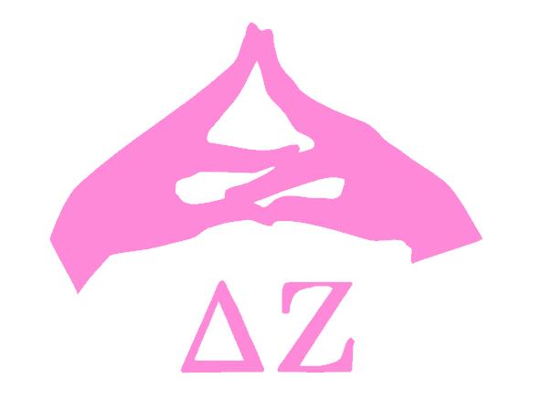 Delta Zeta Hand Sign D...