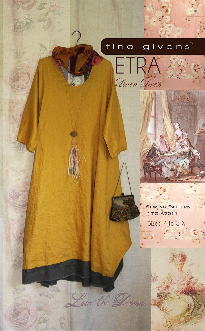 Plus Size Sewing Patterns by Tina Givens | çooooook rahat ...