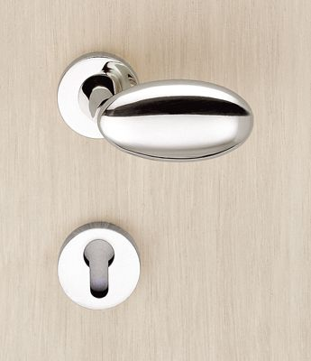 Egg 3 style door handle - is a knob or a lever handle. Classic ...