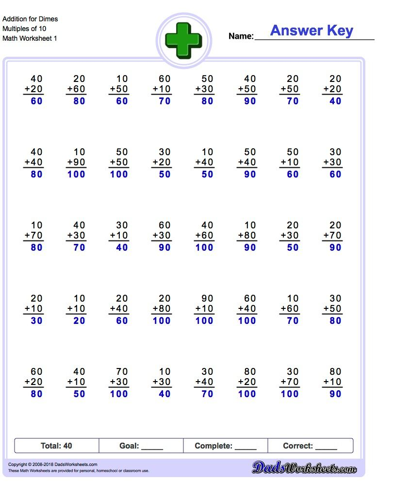 Addition Worksheets For Time And Money These Addition Worksheets Provide Sample Programs That Sho Math Addition Worksheets Addition Worksheets Time Worksheets