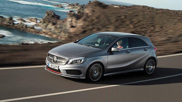 Neu Mercedes Benz A Klasse Modellvorstellung Autos Pinterest