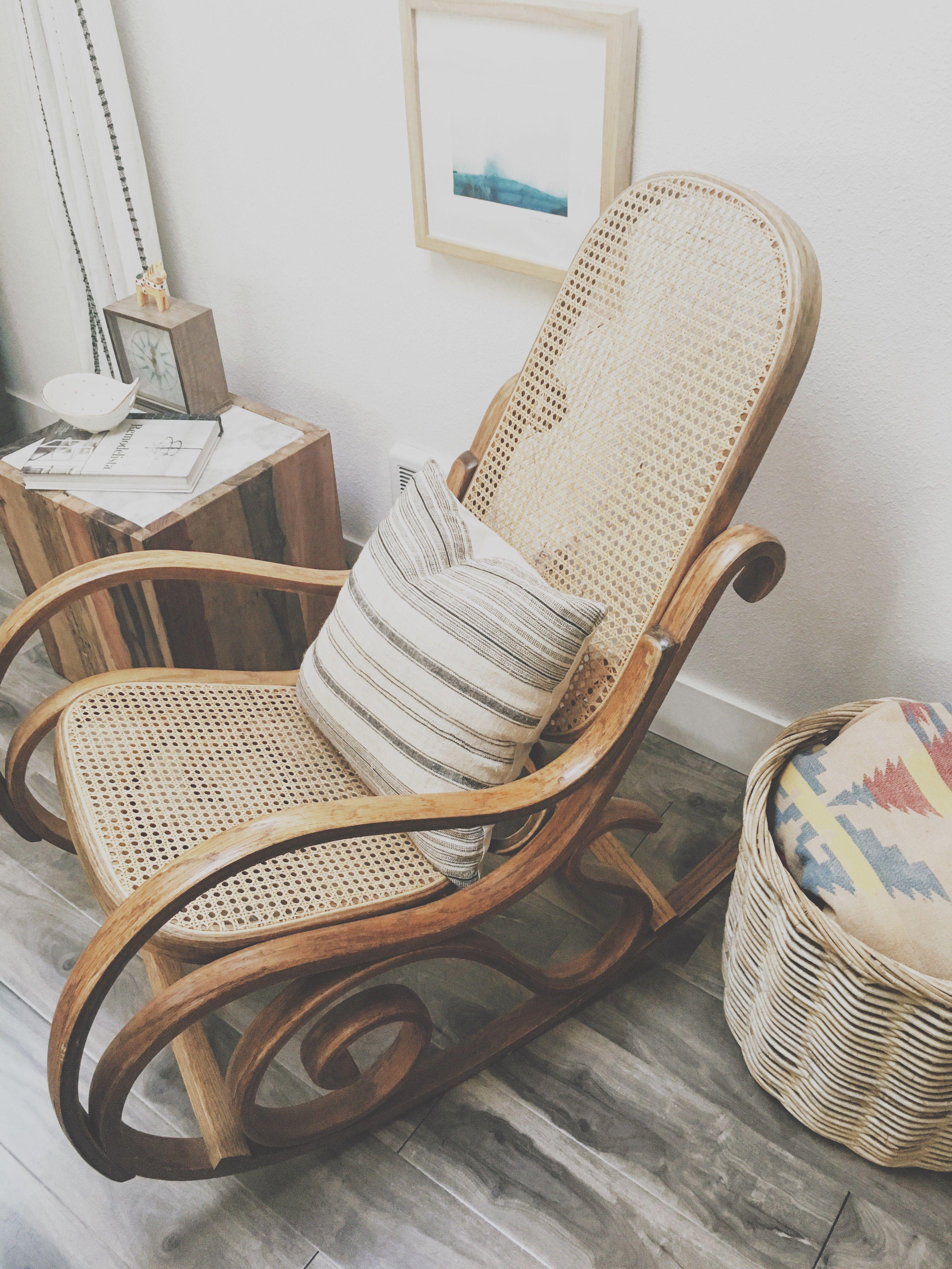 Bentwood Bliss Rocking Chair Nursery Vintage Rocking Chair Bentwood Rocking Chair
