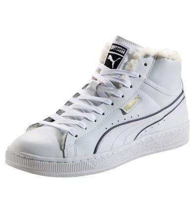 Puma Mid L Winter Shoe: Ankle-high
