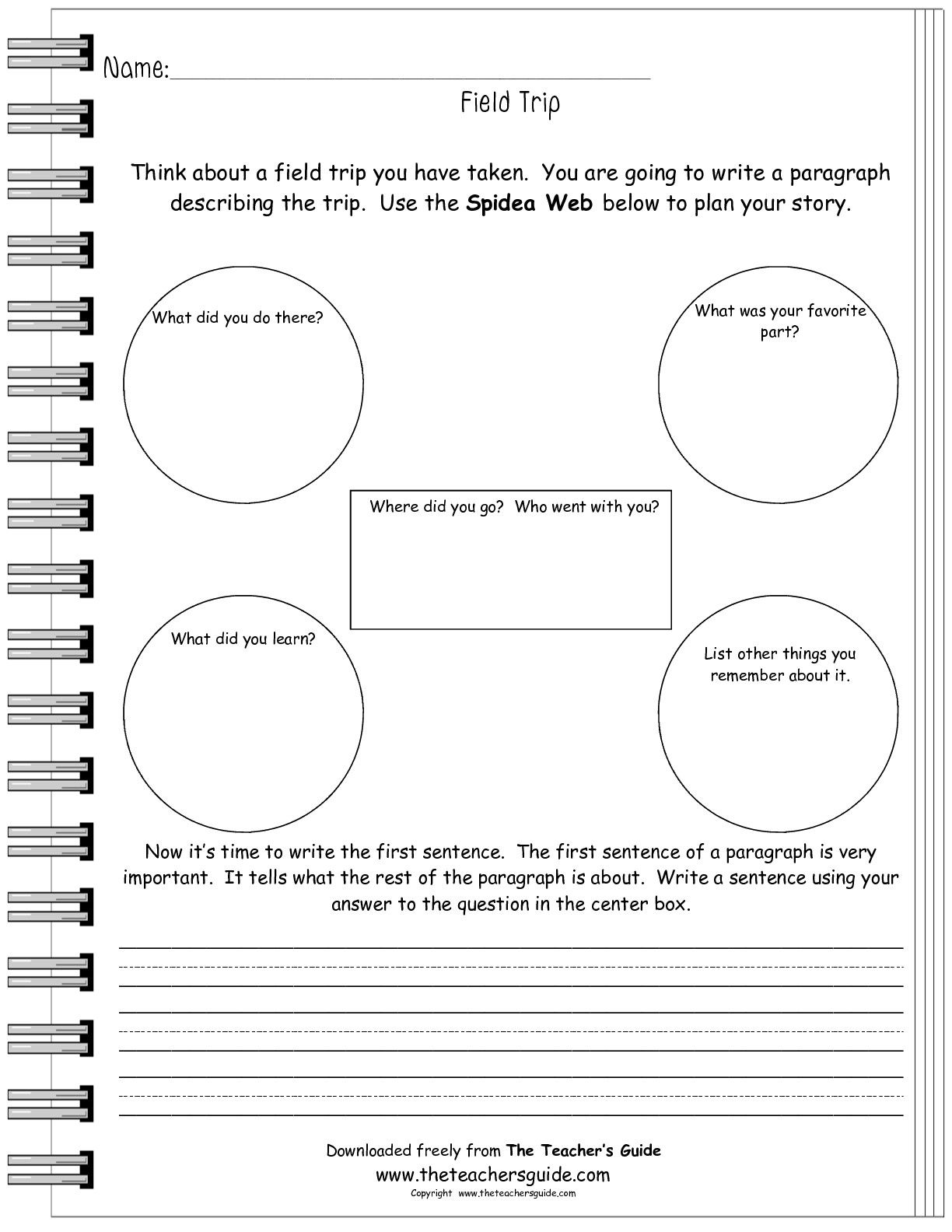 Free Primary Worksheets Math Reading Language