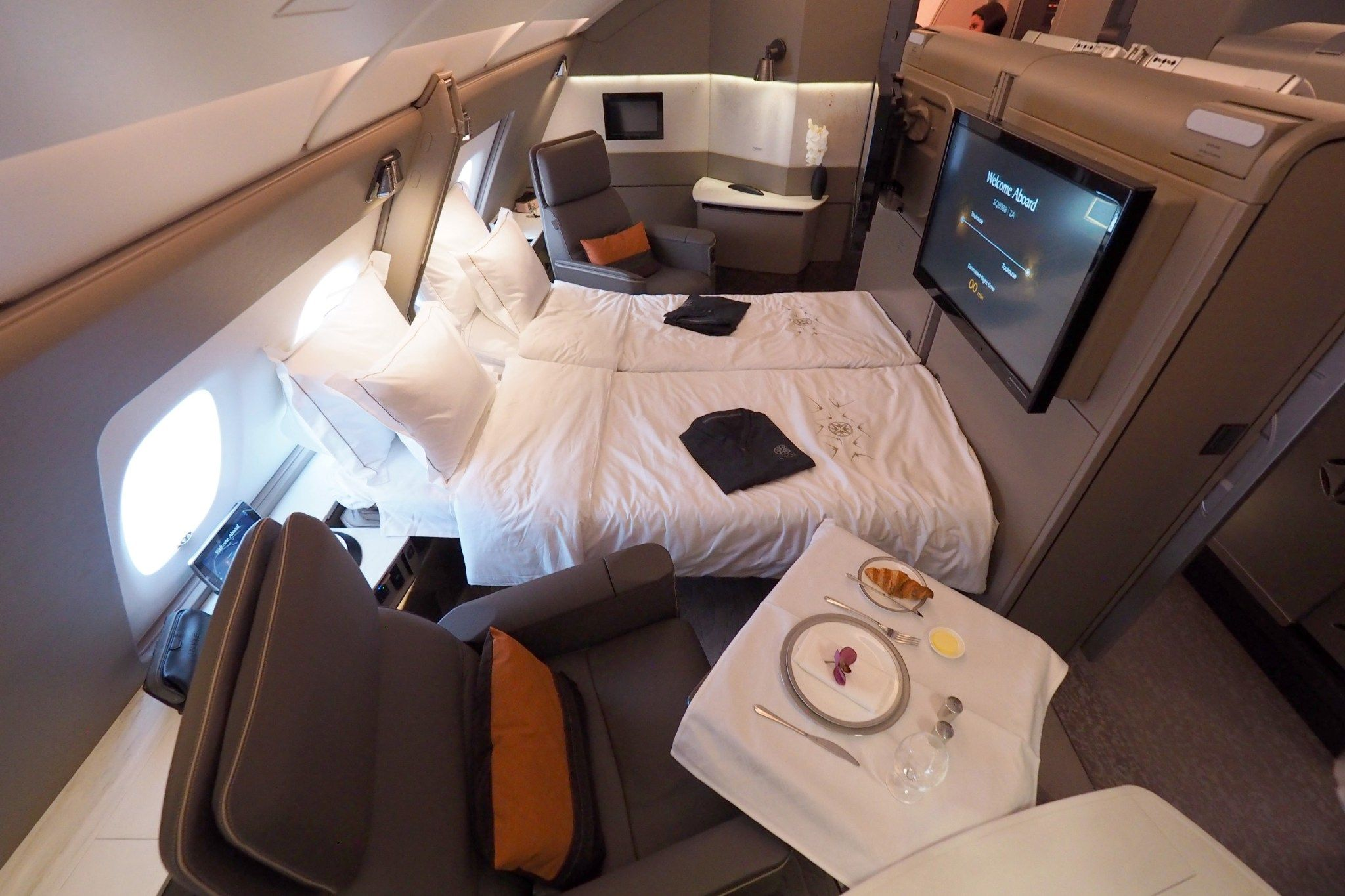 The Best A380 First Class Options and How to Redeem Miles