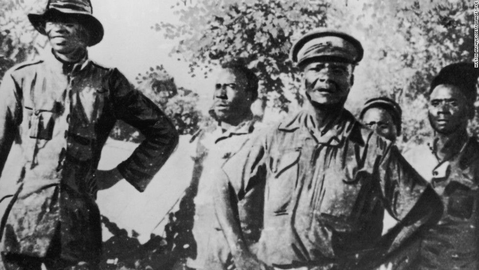 The Forgotten African Battlefields Of Ww1 Africa World War