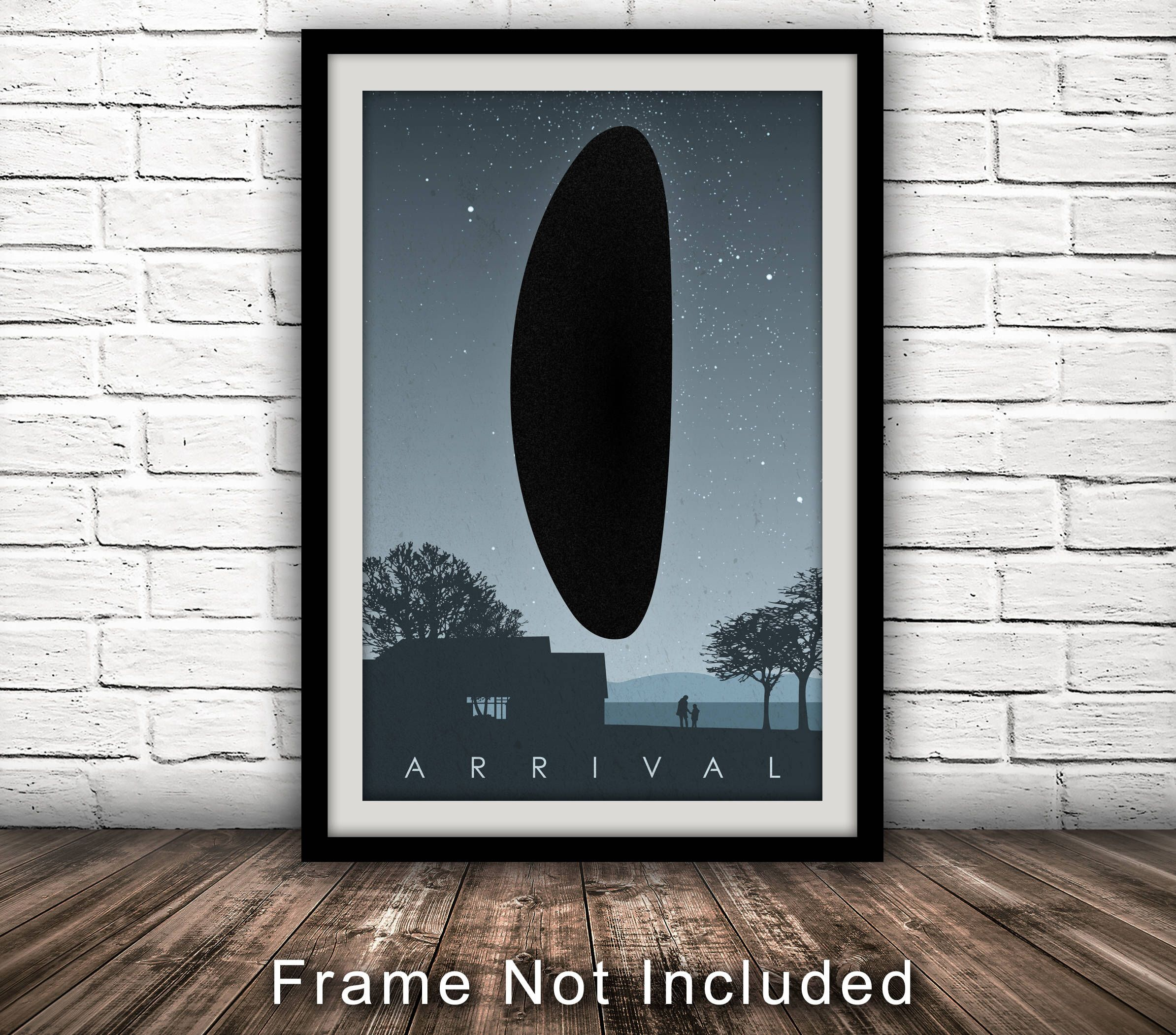 Arrival Inspired Movie Poster Minimalist Fan Art Etsy In 2020 Movie Posters Minimalist Poster Art Art