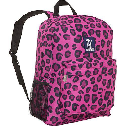 Cute Animal Print Backpack